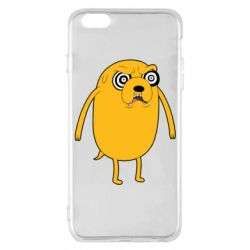 Чохол для iPhone 6 Plus/6S Plus Jake from  Adventure Time