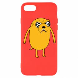 Чохол для iPhone 7 Jake from  Adventure Time