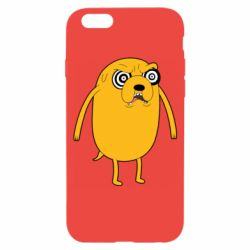 Чохол для iPhone 6/6S Jake from  Adventure Time