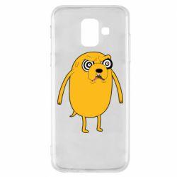 Чохол для Samsung A6 2018 Jake from  Adventure Time