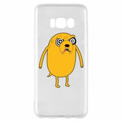Чохол для Samsung S8 Jake from  Adventure Time