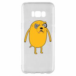 Чохол для Samsung S8+ Jake from  Adventure Time