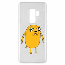 Чохол для Samsung S9+ Jake from  Adventure Time