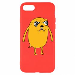 Чохол для iPhone 8 Jake from  Adventure Time
