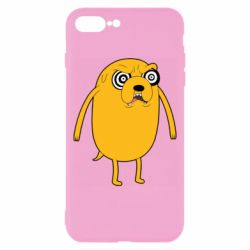 Чохол для iPhone 8 Plus Jake from  Adventure Time