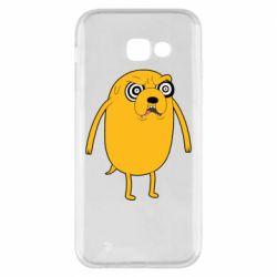 Чохол для Samsung A5 2017 Jake from  Adventure Time