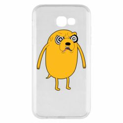 Чохол для Samsung A7 2017 Jake from  Adventure Time