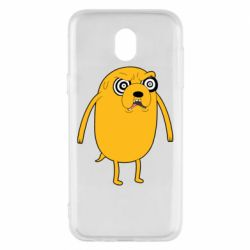 Чохол для Samsung J5 2017 Jake from  Adventure Time