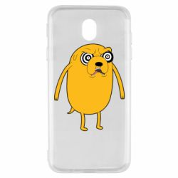 Чохол для Samsung J7 2017 Jake from  Adventure Time