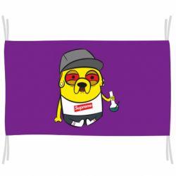 Прапор Jake with bong