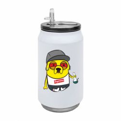 Термобанка 350ml Jake with bong