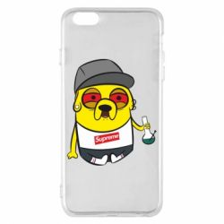 Чохол для iPhone 6 Plus/6S Plus Jake with bong