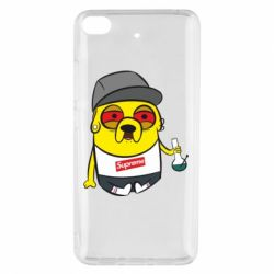 Чехол для Xiaomi Mi 5s Jake with bong - FatLine