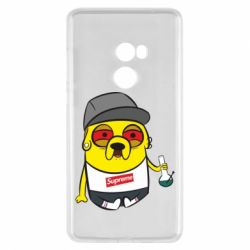 Чехол для Xiaomi Mi Mix 2 Jake with bong - FatLine