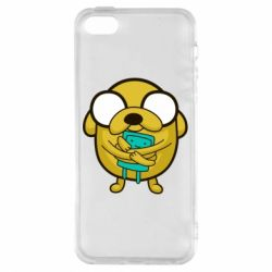 Чохол для iphone 5/5S/SE Jake