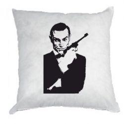 Подушка James Bond