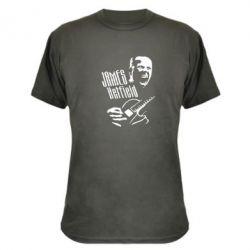 Камуфляжная футболка James Hetfield