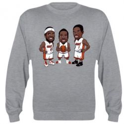 "Реглан ""James, Wade and Bosh"""