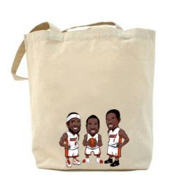 "Сумка ""James, Wade and Bosh"""