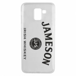 Чохол для Samsung J6 Jameson Whiskey