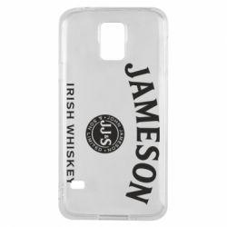 Чохол для Samsung S5 Jameson Whiskey