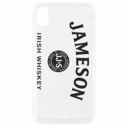 Чохол для iPhone XR Jameson Whiskey