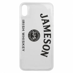 Чохол для iPhone Xs Max Jameson Whiskey