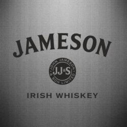 Наклейка Jameson Whiskey