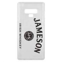 Чохол для Samsung Note 9 Jameson Whiskey