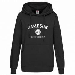 Толстовка жіноча Jameson Whiskey