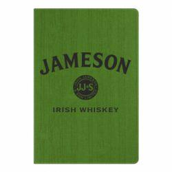 Блокнот А5 Jameson Whiskey