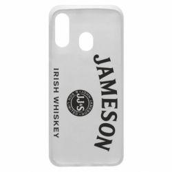 Чохол для Samsung A40 Jameson Whiskey