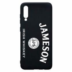 Чохол для Samsung A70 Jameson Whiskey