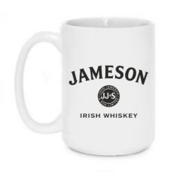 Кружка 420ml Jameson Whiskey
