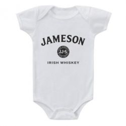 Дитячий бодік Jameson Whiskey