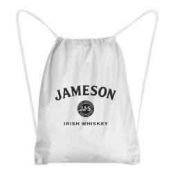 Рюкзак-мішок Jameson Whiskey