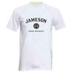 Чоловіча спортивна футболка Jameson Whiskey