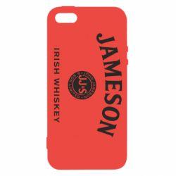 Чохол для iphone 5/5S/SE Jameson Whiskey