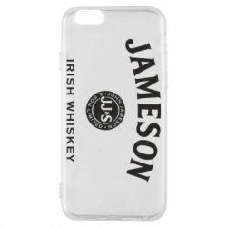 Чохол для iPhone 6/6S Jameson Whiskey