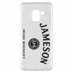 Чохол для Samsung A8 2018 Jameson Whiskey