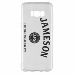 Чохол для Samsung S8+ Jameson Whiskey