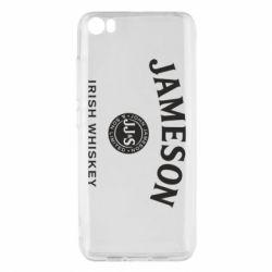 Чохол для Xiaomi Mi5/Mi5 Pro Jameson Whiskey