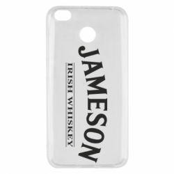 Чехол для Xiaomi Redmi 4x Jameson - FatLine