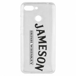 Чехол для Xiaomi Redmi 6 Jameson - FatLine