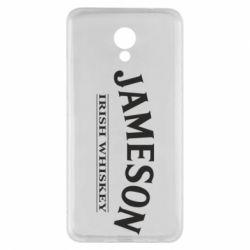 Чехол для Meizu M5 Note Jameson - FatLine