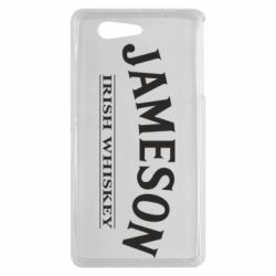 Чехол для Sony Xperia Z3 mini Jameson - FatLine