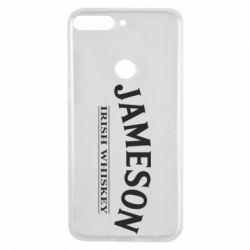 Чехол для Huawei Y7 Prime 2018 Jameson - FatLine