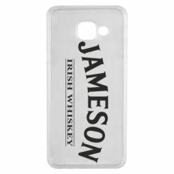 Чехол для Samsung A3 2016 Jameson - FatLine