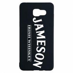 Чехол для Samsung A5 2016 Jameson - FatLine