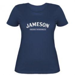 Женская футболка Jameson - FatLine
